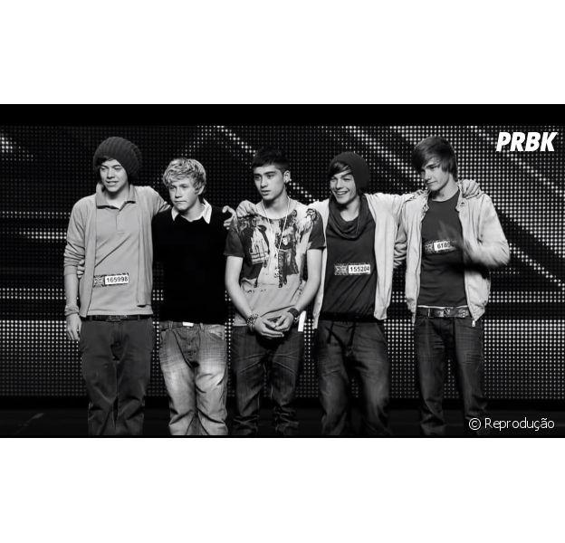 "One Direction lança clipe do hit ""History"""