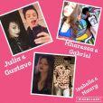 Larissa Manoela revelou cada casal da festa em um Instagram exclusivo para a comemoração