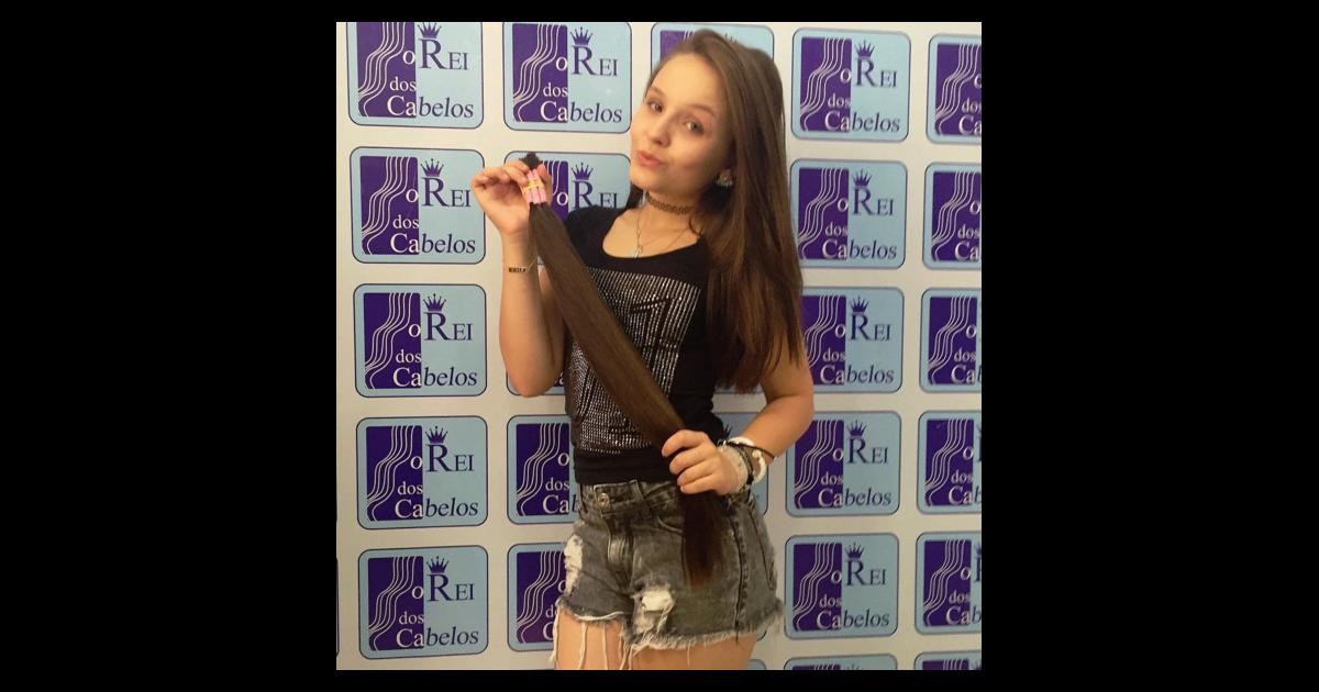 Larissa Manoela vai usar um aplique  bapho na sua festa de 15 anos! -  Purebreak 829e607286