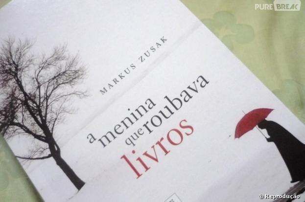 """""""A Menina que Roubava Livros"""" conta a história deLiesel Meminger"""