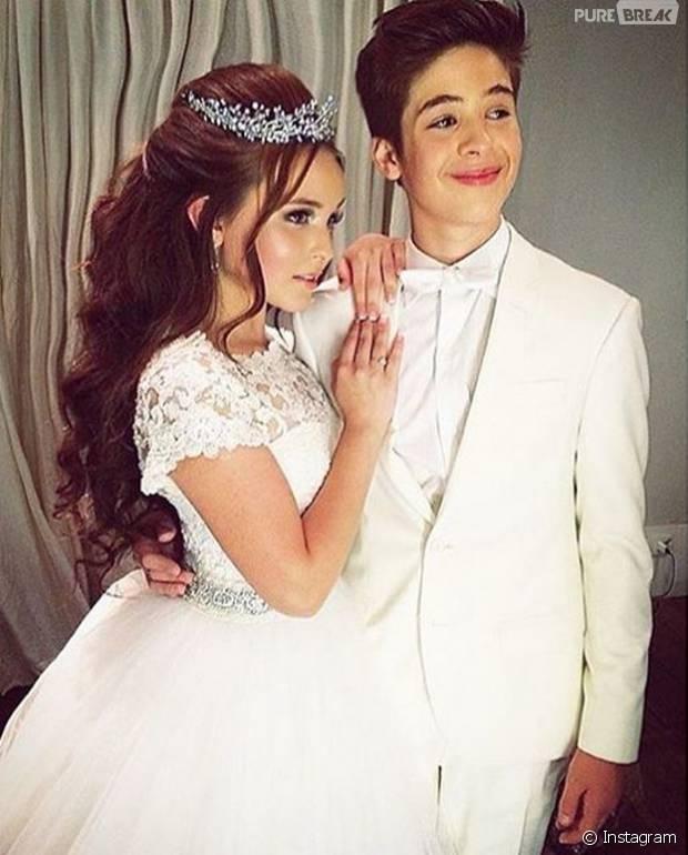 a9b2e6087dca0 João Guilherme Ávila faz aniversário e Larissa Manoela se declara no  Instagram