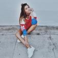 Jessica Serfaty coleciona mais de 200 mil seguidores e inspira meninas com um estilo arrasador!