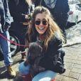 Jessica Serfaty ama os animais! Ai Justin Bieber, assim fica impossível não shippar!
