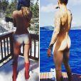 Jessica Serfaty e Justin Bieber tem muitas coisas em comum... Ops pera!