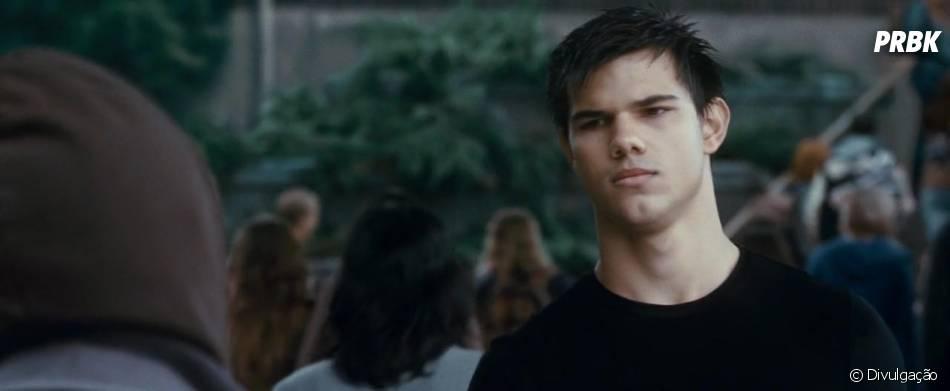 """Taylor Lautner, ainda em 2010, chegou a ser indicado ao prêmio Framboesa de Ouro de pior ator por """"Eclipse"""""""
