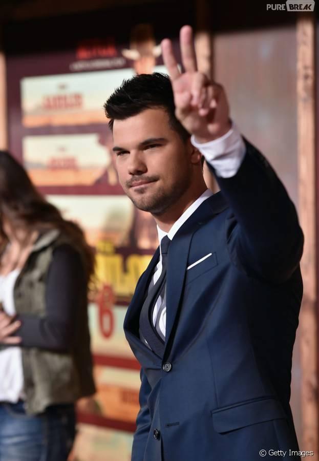 "Taylor Lautner, de ""Crespúsculo"", completa 24 aninhos de idade nesta quinta-feira (11)!"