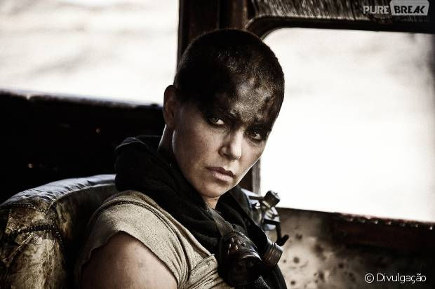"""Charlize Theron, de """"Mad Max: Estrada da Fúria"""", pode ser a vilã de """"Velozes & Furiosos 8"""""""