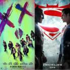 """Filme """"Esquadrão Suicida"""" ou """"Batman Vs Superman"""": qual trama da DC Comics é a mais aguardada?"""