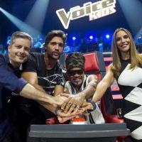 """No """"The Voice Kids"""": Ivete Sangalo de look novo, memes no Twitter e tudo que rolou nas redes sociais"""