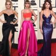 O Grammy 2016 começou pegando fogo e cheio de looks incríveis!
