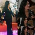 Demi Lovato chegou arrasando no Grammy e deixou os fãs ansiosos para sua apresentação