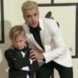 Justin Bieber fez todos os belieber surtarem ao levar seu irmão para o Grammy