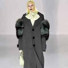 Lady Gaga desfila para a Marc Jacobs e ataca de modelo na semana de moda de New York!