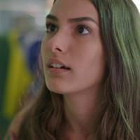 """Novela """"Malhação"""": Rodrigo (Nicolas Prattes) e Luciana brigam por causa de ocupação do colégio"""