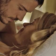"""Final """"A Regra do Jogo"""": Dante (Marco Pigossi) e Lara têm noite quente após reconciliação"""