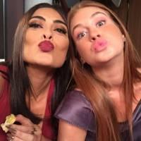 """Marina Ruy Barbosa e Juliana Paes, de """"Totalmente Demais"""", vão gravar cenas inéditas no Uruguai!"""