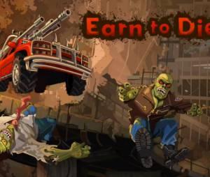 """""""Earn to Die 2""""é um dos melhores jogos de zumbi!"""