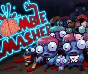"""""""Zombie Smasher""""é um dos melhores jogos de zumbi!"""