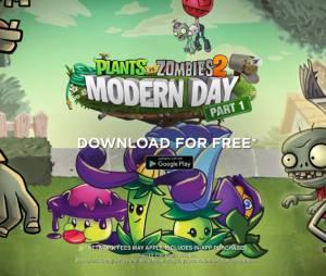 """""""Plants vs. Zombies 2""""é um dos melhores jogos de zumbi!"""