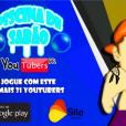 """Jogo""""Piscina de Sabão - Youtubers"""" com Kéfera, Jout Jout e Felipe Netoestá disponível apenas para Android!"""