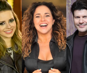 "Do ""SuperStar"": Sandy, Daniela Mercury e Paulo Ricardo formam novo time de jurados do programa"