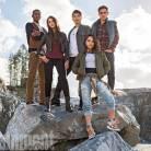 """Novo """"Power Rangers"""": foto oficial mostra o elenco reunido pela primeira vez. Veja!"""