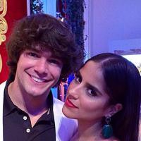 """Assessoria nega namoro de Camilla Camargo, de """"Em Família"""", com Osmar Silveira"""