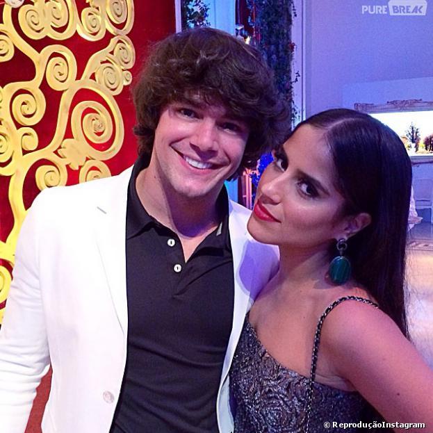 Assessoria de imprensa de Camilla Camargo nega que a atriz esteja namorando o ator Osmar Silveira