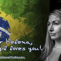 """Você viu? Helena americana do Twitter vira 'meme' na estreia de """"Em Família"""""""