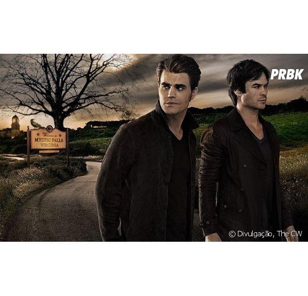"""Em """"The Vampire Diaries"""" e mais: séries da The CW entram em hiato. Veja datas!"""