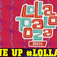 Lollapalooza 2016: 9 músicas que todo mundo tem que saber para cantar muito no festival!