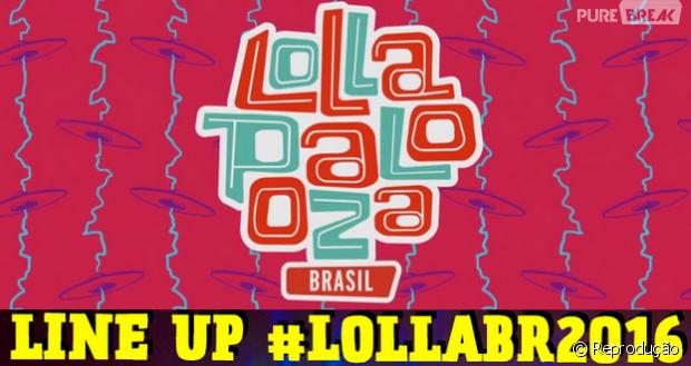 Lollapalooza 2016: lineup tem Eminem, Florence + the Machine e vários outros artistas incríveis