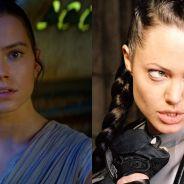 """Daisy Ridley, de """"Star Wars VII"""", pode interpretar papel de Angelina Jolie em novo """"Tomb Raider"""""""