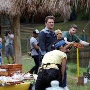 """No """"BBQ Brasil"""": participantes recebem chef especial e pescaria dificulta a disputa!"""