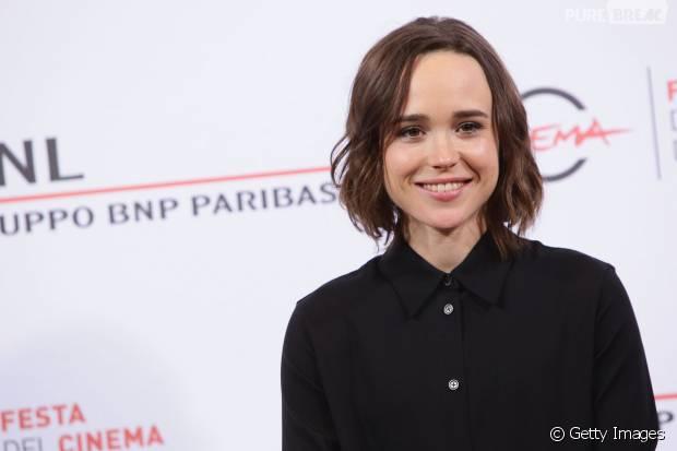Ellen Page emociona Miley Cyrus com série documental sobre homofobia