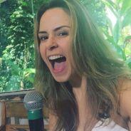 """Ana Paula, ex-""""BBB 16"""", fala sobre tapa em Renan, fama e mais polêmicas nos bastidores do """"Encontro"""""""