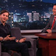 "Ashton Kutcher, de ""Two and a Half Men"", provoca Charlie Sheen em entrevista!"
