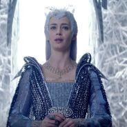 """De """"O Caçador e a Rainha do Gelo"""": Emily Blunt e Charlize Theron aparecem em novo comercial. Veja!"""