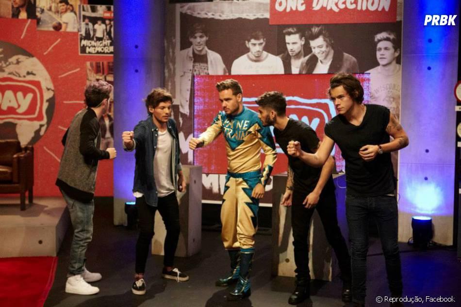 One Direction fará shows em maio no Brasil