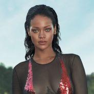 """Rihanna posa sexy para a Vogue, fala sobre sobre possível rivalidade com Beyoncé, namoro e """"Work"""""""