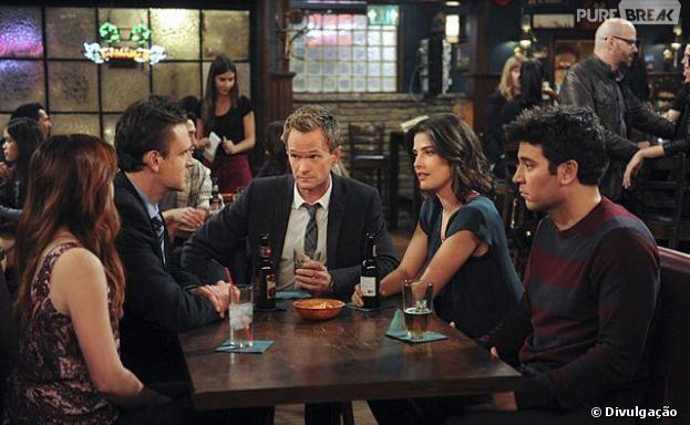 """How I Met Your Mother"" está chegando no series finale!"
