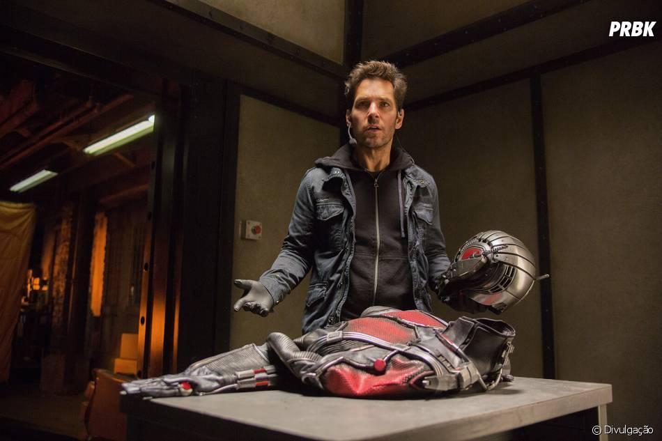"""Homem-Formiga (Paul Rudd) também vai aparecer em """"Capitão América 3: Guerra Civil""""? O que esperar dessa participação?"""