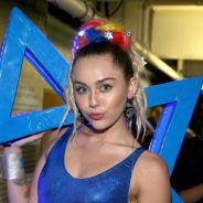 """Miley Cyrus canta """"Work"""", da Rihanna, publica vídeo no Instagram e fãs comentam: """"Música chiclete!"""""""