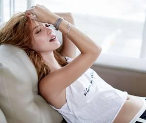 "Na revista VIP, Nathalia Dill posa sensual e fala sobre papel em ""Liberdade, Liberdade"""