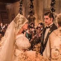"""Novela """"Velho Chico"""": casamento de Carlos Eduardo (Rafael Vitti) e Tereza é descoberto por Santo!"""
