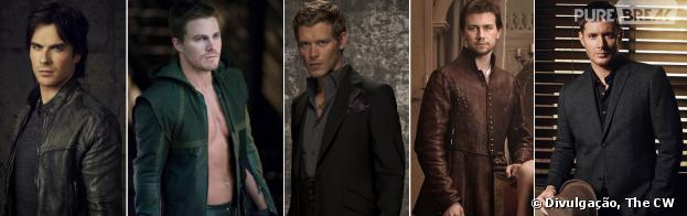 """Pode comemorar! """"The Vampire Diaries"""", """"Arrow"""", """"The Originals"""", """"Reign"""" e """"Supernatural"""" foram renovadas pelo canal The CW!"""
