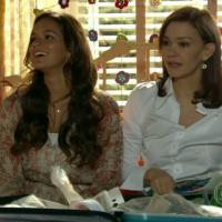 """Na novela """"Em Família"""": Luiza provoca Helena ao falar de paixão por Laerte!"""