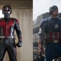 """De """"Capitão América: Guerra Civil"""": Homem-Formiga conhece o time de Steve Rogers em novo clipe!"""
