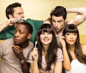 """Série """"New Girl"""" ganha 6ª temporada e recebe elogios do presidente da emissora!"""