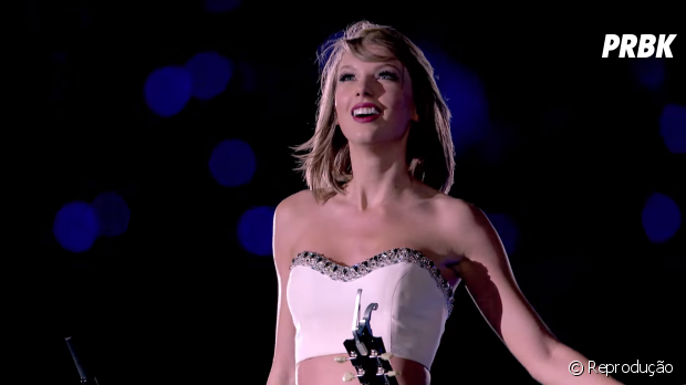 "Taylor Swift disponibiliza clipe de ""New Romantics"" no VEVO"